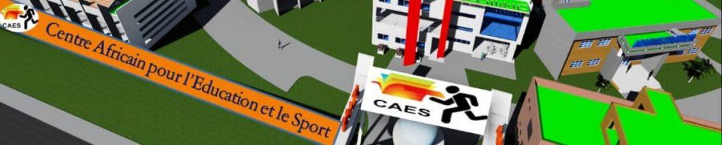 Projet de construction du centre africain d'Etude et de Sport au Togo.